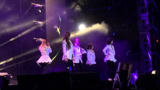 getlinkyoutube.com-150329 T-ara  [Lovey Dovey ] at Danga Bay,Johor @CHONG602