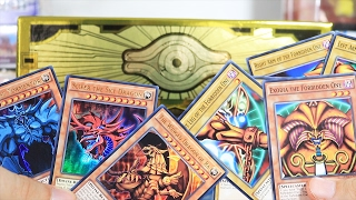 Opening a Nostalgic Golden Yu-Gi-Oh Chest!