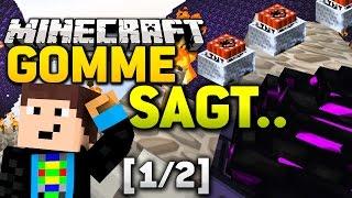 getlinkyoutube.com-BESTRAFUNGS-ARENA! - Minecraft GOMME SAGT [1/2] - Spielmodus in Minecraft l GommeHD