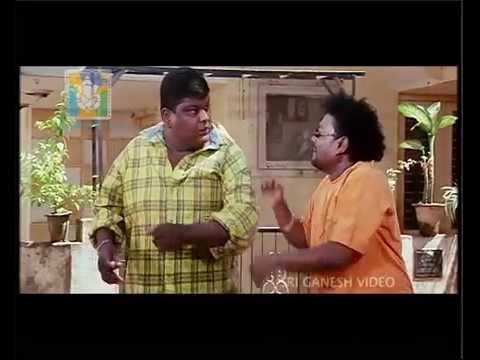 Sadhu Kokila Comedy Scenes - annada Comedy - Kalasipalya  Darshan