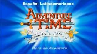 getlinkyoutube.com-Hora de Aventura   Intro Multilenguaje