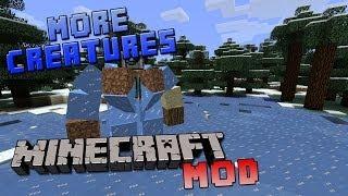 getlinkyoutube.com-Minecraft - More Creatures - Il Laboratorio di Lyon: Le Migliori Mod