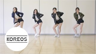 getlinkyoutube.com-[Koreos] BLACKPINK - 휘파람(WHISTLE) Dance Cover