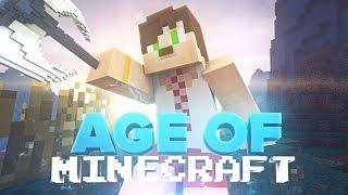 getlinkyoutube.com-Age of Minecraft -9- İlk Kapışma - Ev Yanıyordu !