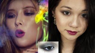 getlinkyoutube.com-HYUNA(현아) Comeback(컴백) Teaser(티저) A+ 4th Mini Album Makeup Inspired Look