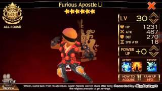 getlinkyoutube.com-Seven Knights : Hero Furious Apostle Li