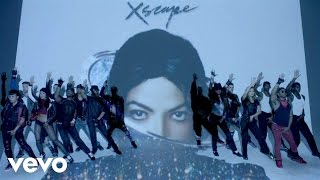 getlinkyoutube.com-Michael Jackson, Justin Timberlake - Love Never Felt So Good