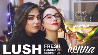 getlinkyoutube.com-LUSH Henna review | Caca Noir