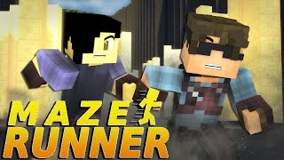 "getlinkyoutube.com-Minecraft MAZE RUNNER! - ""THE OUTER RIM!"" #7 (Minecraft Roleplay)"