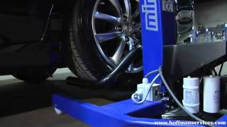 getlinkyoutube.com-The Hoffman Mini Lift - A Demonstration On How Easy It is To Operate and Use