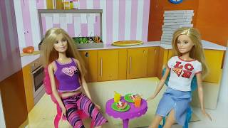 Barbie Pizza Parlor