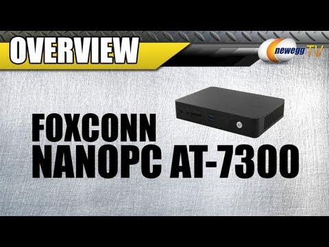 Newegg TV: Foxconn NanoPC Overview