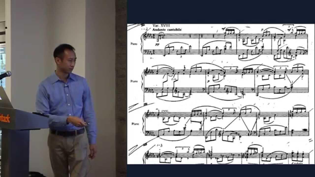 Music Information Retrieval using Scikit-learn (MIR algorithms in Python)