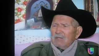 getlinkyoutube.com-Pancho Villa contado por su escolta personal Guillermo Flores de 115 anos de edad en Aqui y Ahora