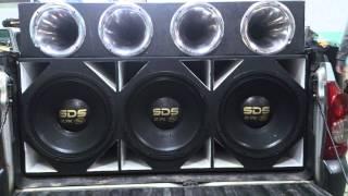 getlinkyoutube.com-montana do XU com 3 sds 2.7 + banda 5000 forte Som BH By Daniel Fernandes PRT 1