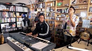 getlinkyoutube.com-Robert Glasper Experiment: NPR Music Tiny Desk Concert