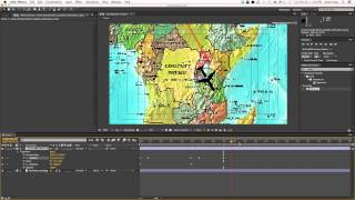 getlinkyoutube.com-After Effects: Making a 3D Travel Map