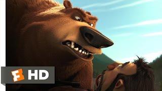 getlinkyoutube.com-Open Season - The Mighty Grizzly Scene (9/10)   Movieclips