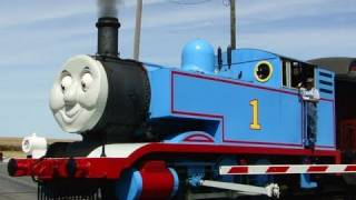 getlinkyoutube.com-Thomas The Tank Train @ Esbenshade Road