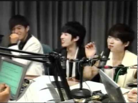 110902 INFINITE SeongYeol WooHyun Funny
