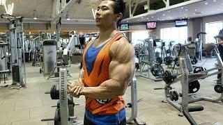 SUPER SAIYAN 3 ARMS WORKOUT