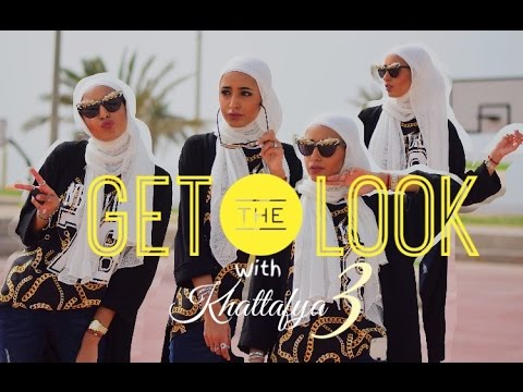 #Khattafya||Get The Look With Khattafya 4