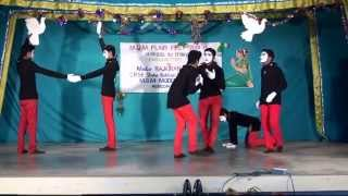 getlinkyoutube.com-Best Mime Of MGM 2013 - 2014 Of Class 12