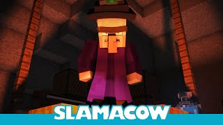 getlinkyoutube.com-Witch Encounter - Minecraft Animation - Slamacow