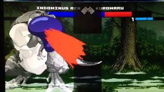 getlinkyoutube.com-Mugen Hentai : Kuromaru vs Kai (Sequel)