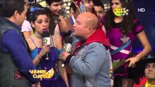 getlinkyoutube.com-La pelea completa de Miguel Díaz y Nina La Bailarina