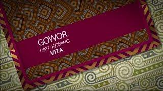 getlinkyoutube.com-Vita Alvia - Gowor - [Official Video]