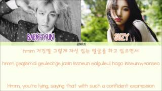 getlinkyoutube.com-Baekhyun & Suzy - Dream [Eng/Rom/Han] Picture + Color Coded HD