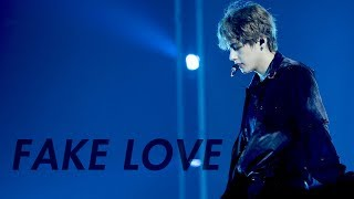 181016 방탄소년단 뷔 태형 BTS V FAKE LOVE BTS V Focus