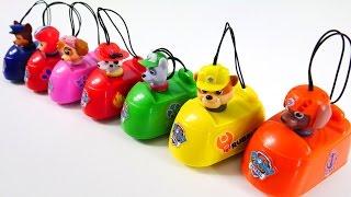 getlinkyoutube.com-Щенячий патруль и инерционные машинки. Новые игрушки. Видео для детей