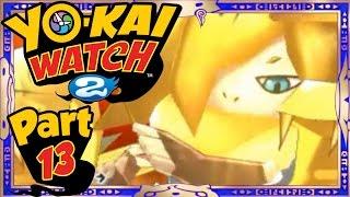 getlinkyoutube.com-Yo-Kai Watch 2 - Part 13 | Light Venoct Quest! (Shinuchi Gameplay Walkthrough)
