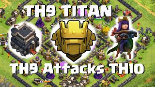 TH9 Defenses in Titan | over 4400 | Clash of Clans