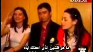getlinkyoutube.com-لقاء يجمع كل من نجاتي و رهف مترجم