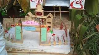 getlinkyoutube.com-Mô hình trại ở Hội Trại 2013