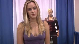 getlinkyoutube.com-Kristanna Loken Terminator 3 Interviewed by Delphia's James Young