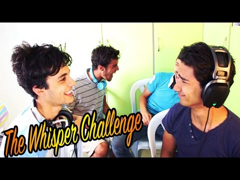The Whisper Challenge with Bloodkick and Gooba