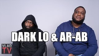 getlinkyoutube.com-Dark Lo & AR-Ab: I Keep a Guy with Me & Both of Us Are Strapped
