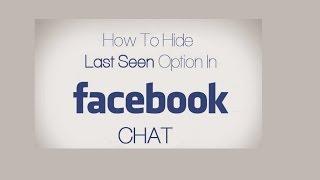 getlinkyoutube.com-الحلقة رقم 45| طريقة اخفاء موعد دخولك وظهورك على فيس بوك | منع ظهور عداد الوقت للفيس بوك
