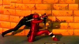 getlinkyoutube.com-後楽園遊園地 スーパーヒーロー大集合 邪悪を倒せサスケ達 カクレンジャースーパーヒーロー
