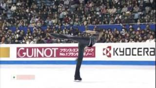 getlinkyoutube.com-Yuzuru HANYU SP Junior Grand Prix Final 2009