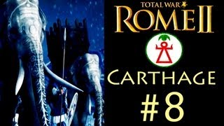 "getlinkyoutube.com-Total War: Rome 2 - Carthage Campaign (Legendary) - Part 8: ""Battle of Velathri"""