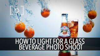 getlinkyoutube.com-How To Light For A Glass Beverage Photo Shoot | RGG EDU Tutorial