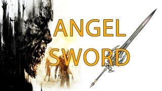 getlinkyoutube.com-Dying Light - Best Weapon Modification Blueprint! (Angel Sword Legendary Blueprint Location)