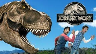getlinkyoutube.com-Jurassic World Spoof in Hindi | Comedy Video | Pakau TV channel