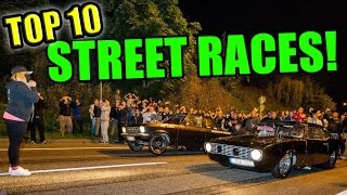 getlinkyoutube.com-TOP 10 Street Races Ever!
