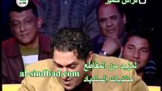 getlinkyoutube.com-جميع نكات الحجي - الفنان كاظم مدلل برنامج اكو فد واحد - الجزء 2